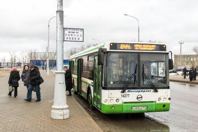 какие автобусы будут ходить от метро саларьево