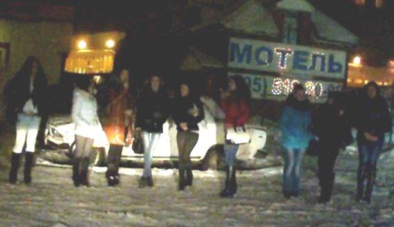 где на ярославском шоссе стоят проститутки