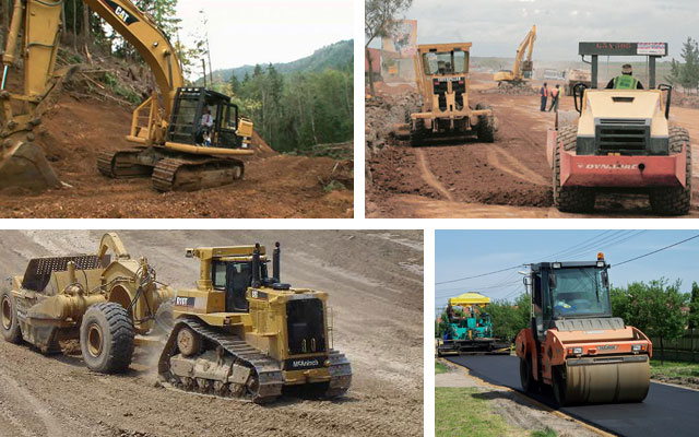 Как строят дороги в Германии и Японии, описание