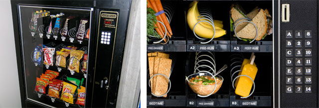 Умные торговые автоматы