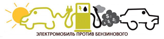 Электромобиль или бензиновый