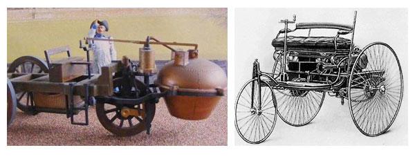 Кто изобрел автомобиль?